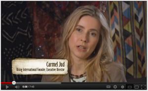 Video: Carmel Jud, Executive Director, Rising International